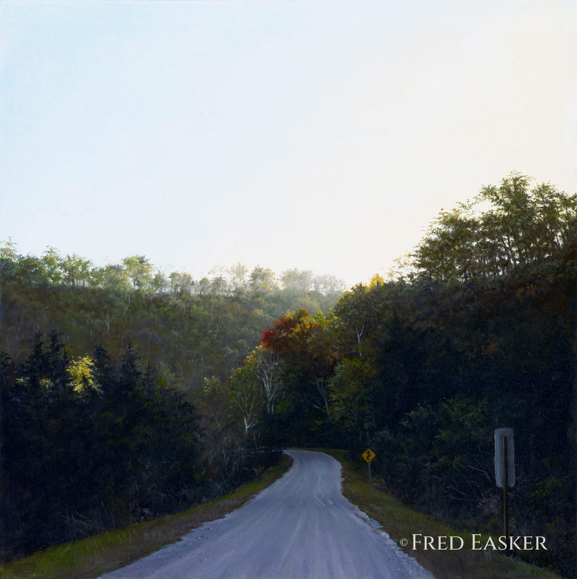 Dark Passage by Fred Easker
