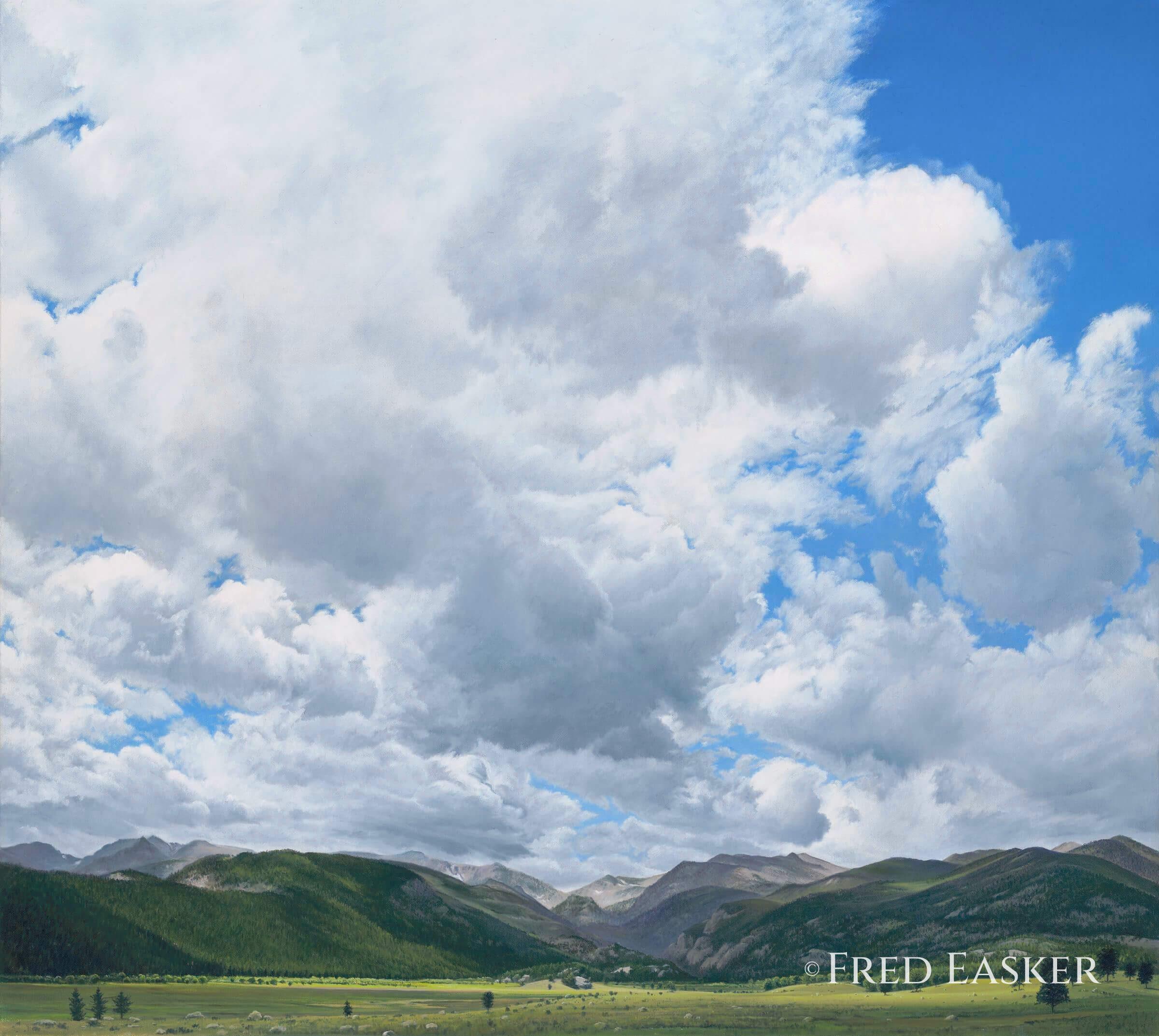 Estes Effervescence by Fred Easker