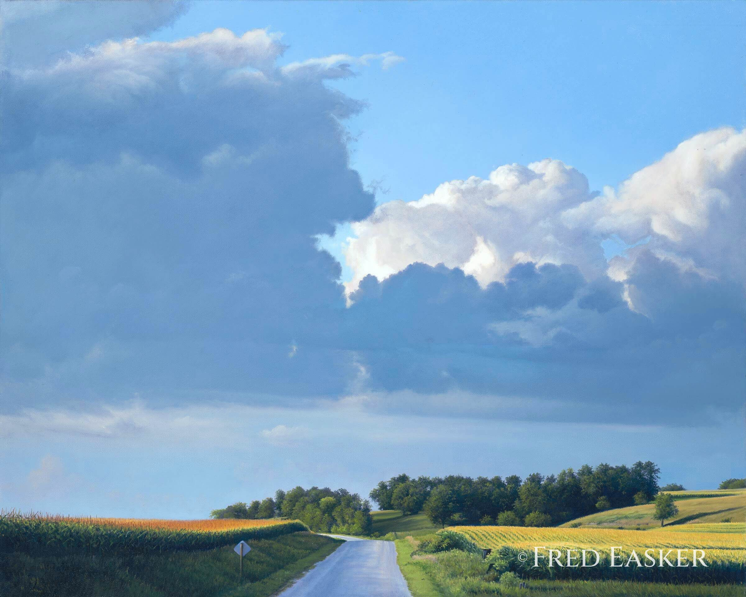 Grandview Road by Fred Easker