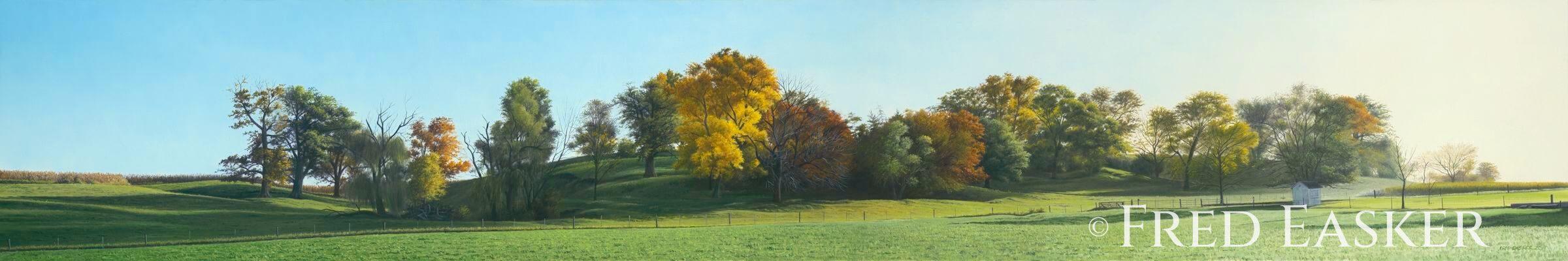 Ivanhoe Ridge by Fred Easker