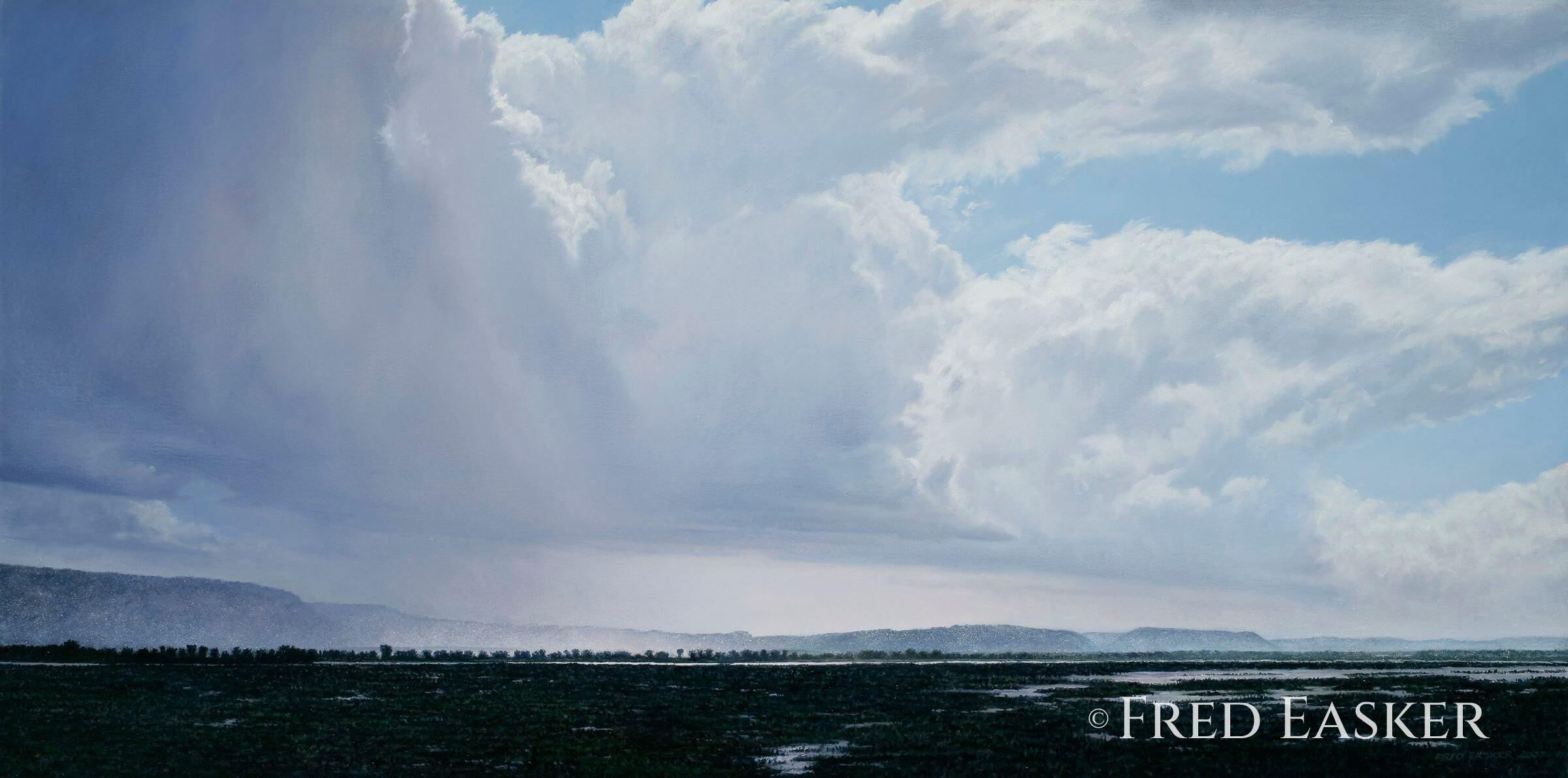 Trempealeau Weather by Fred Easker